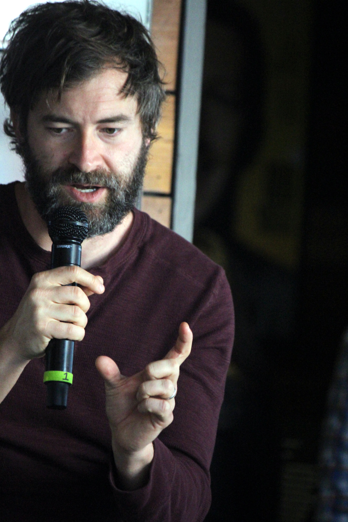 Mark Duplass // Photo by Heather Kaplan