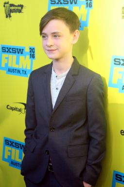 Jaeden Lieberher // Photo by Heather Kaplan
