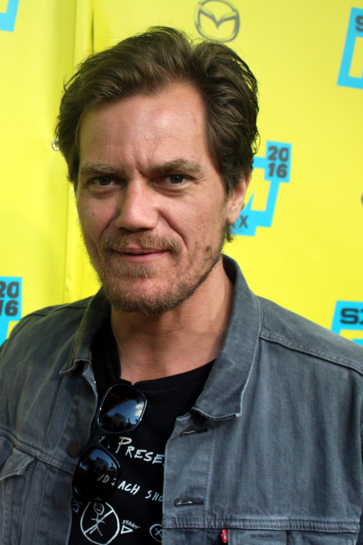 Michael Shannon // Photo by Heather Kaplan
