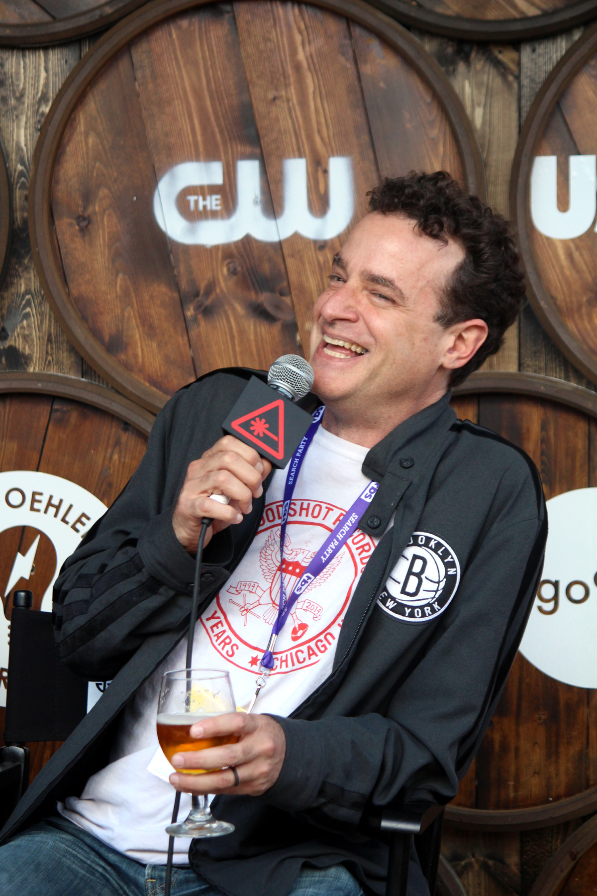Matt Besser // Photo by Heather Kaplan