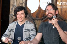 Josh Brener and Martin Starr // Photo by Heather Kaplan
