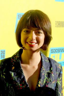 Kate Micucci // Photo by Heather Kaplan