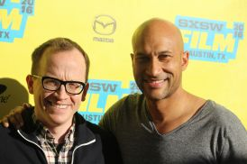 Chris Gethard and Keegan-Michael Key // Photo by Heather Kaplan