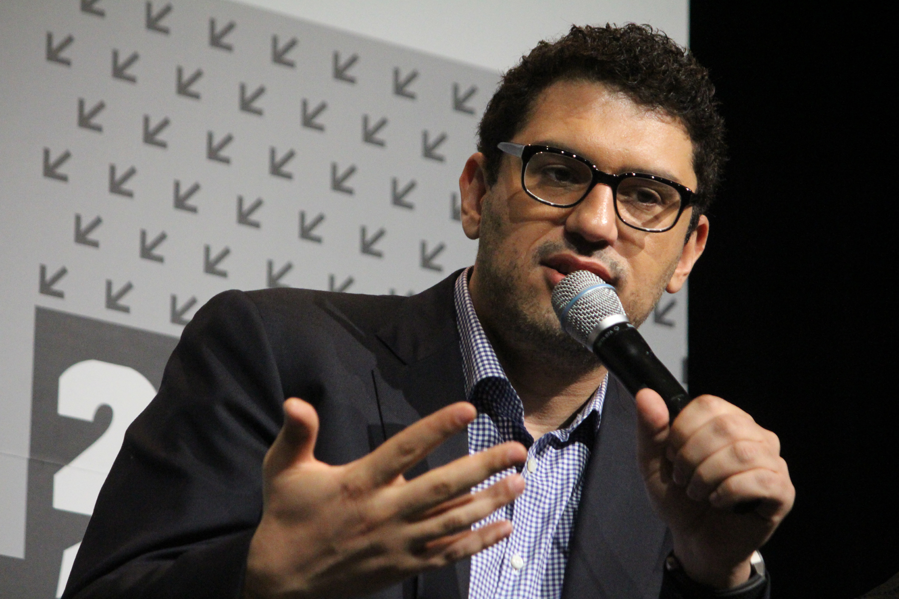 Sam Esmail // Photo by Heather Kaplan