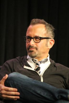 Andrew Jarecki // Photo by Heather Kaplan