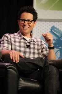 JJ Abrams // Photo by Heather Kaplan
