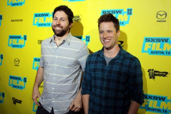 Ariel Shaffir and Kyle Hunter // Photo by Heather Kaplan