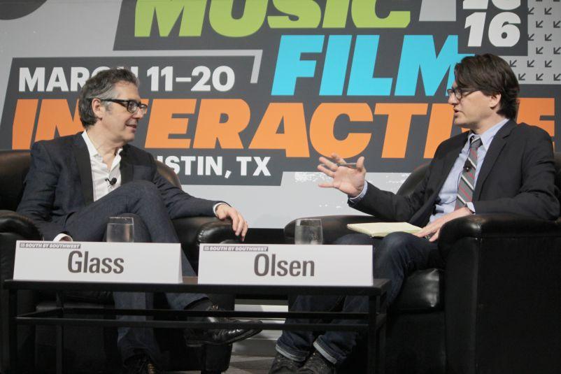Ira Glass // Photo by Heather Kaplan