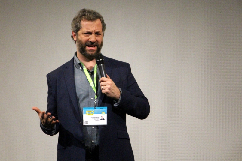 cos kaplan sxsw 3 17 16 comedy judd apatow 2 The Funniest Stuff We Saw at SXSW 2016