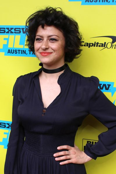 Alia Shawkat // Photo by Heather Kaplan
