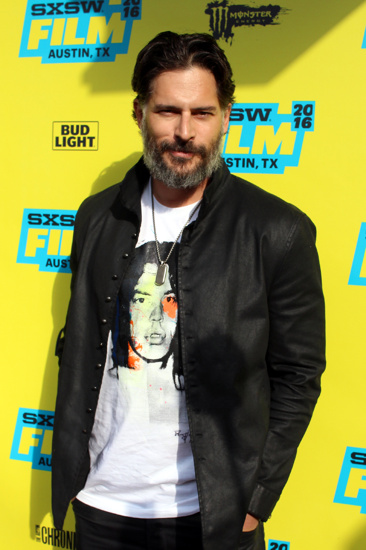Joe Manganiello // Photo by Heather Kaplan