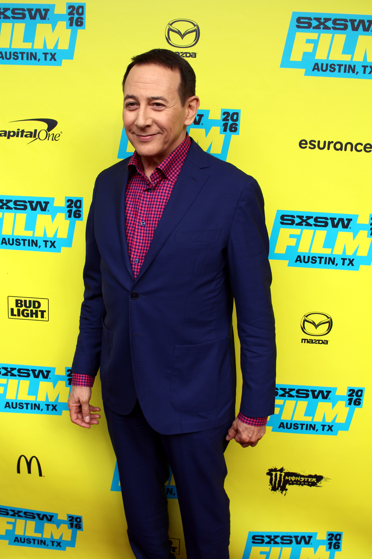 Paul Reubens // Photo by Heather Kaplan
