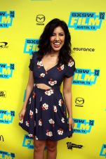 Stephanie Beatriz // Photo by Heather Kaplan