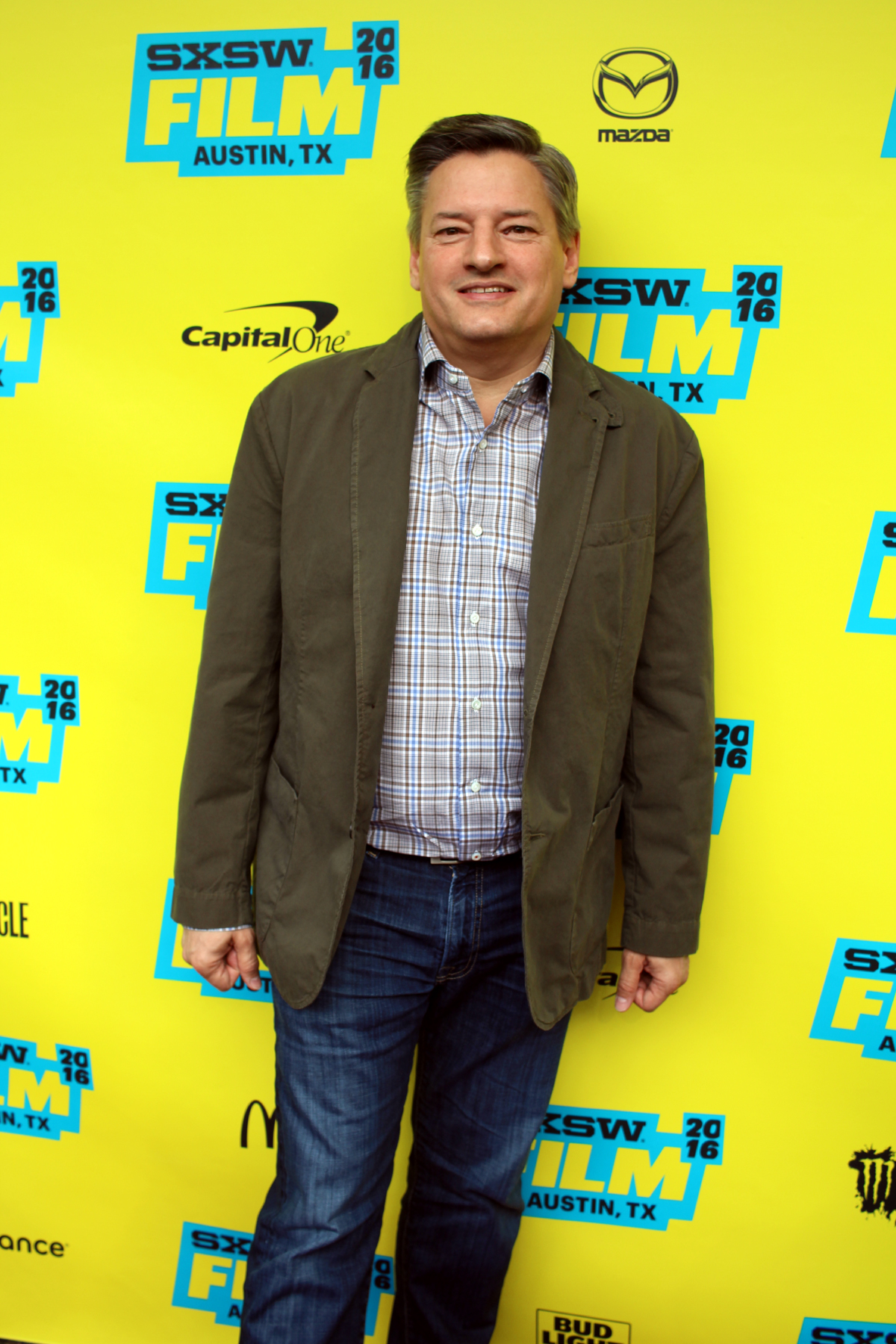 Ted Sarandos // Photo by Heather Kaplan
