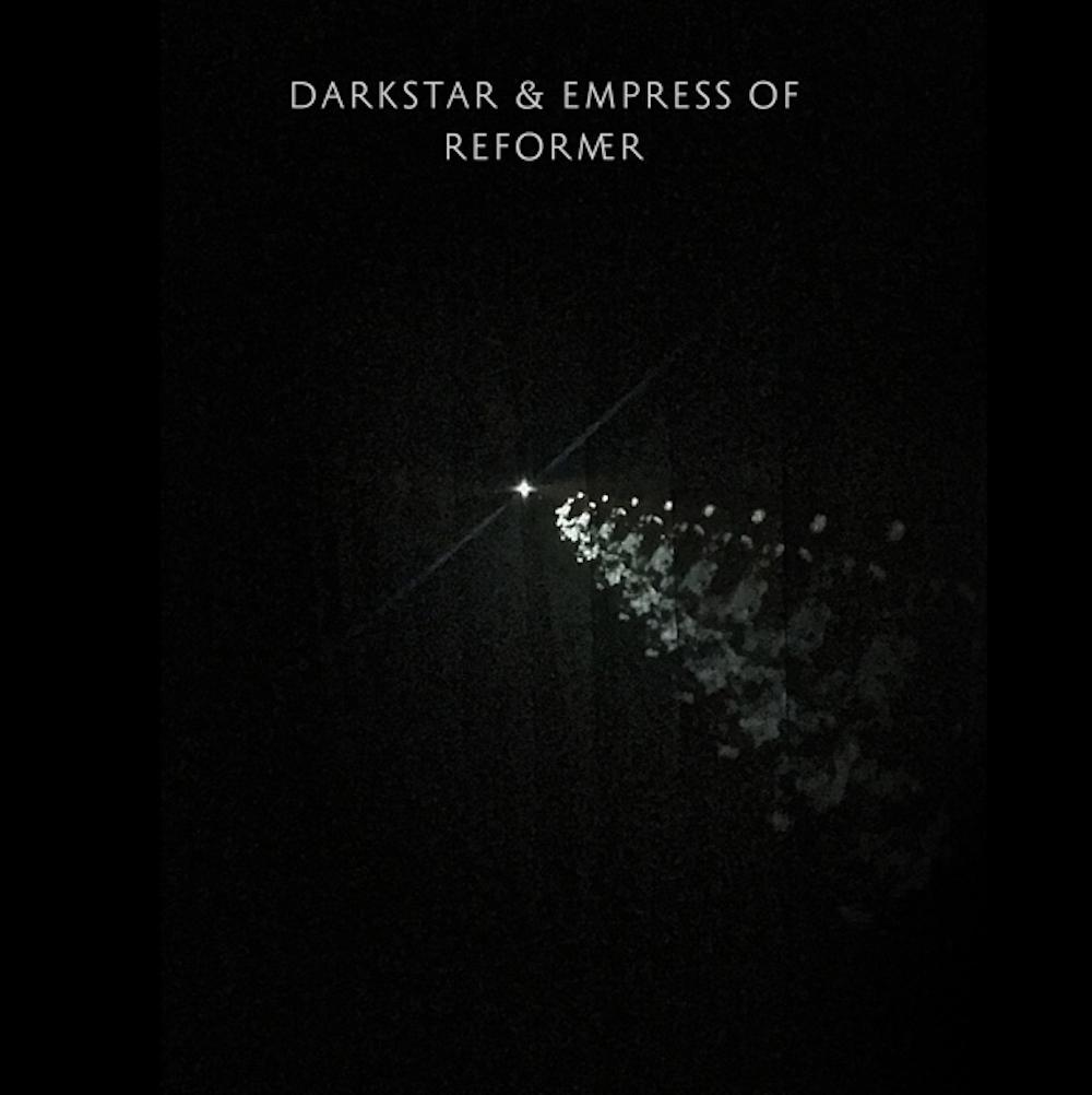 darkstar empress of reformer single art Darkstar and Empress Of link up on new single Reformer    listen