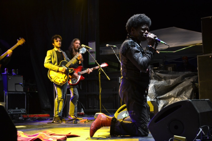 Charles Bradley // Photo by Phillip Roffman