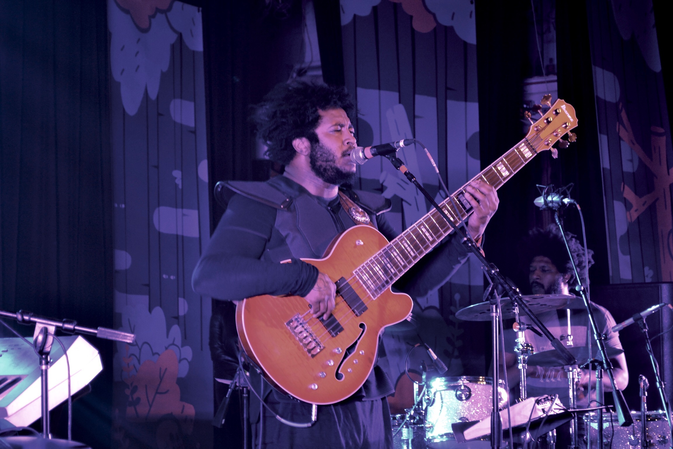 Thundercat // Photo by Phillip Roffman