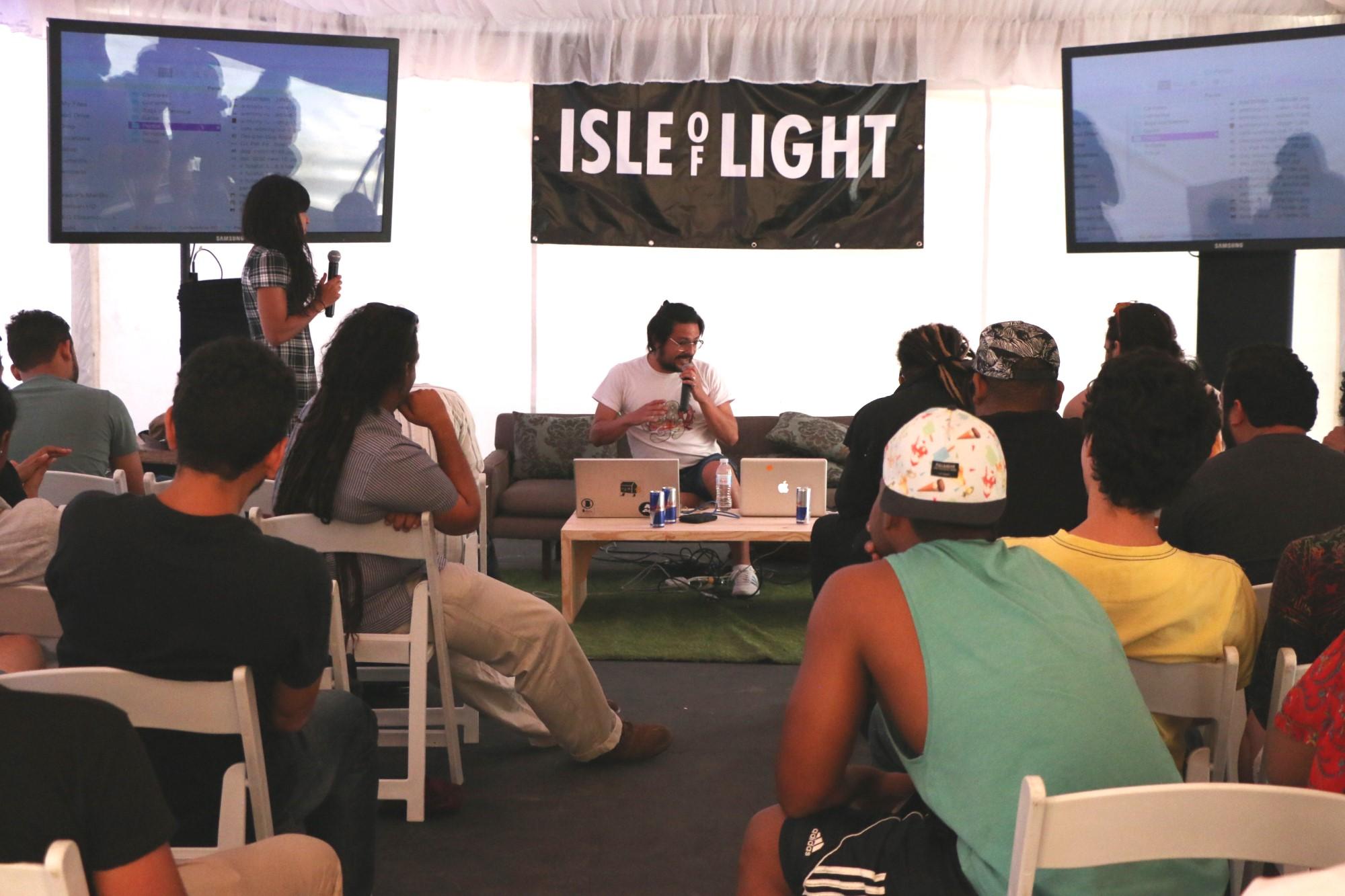 Isle of Light // Photo by Nina Corcoran