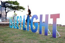 Isle of Light Festival // Photo by Nina Corcoran