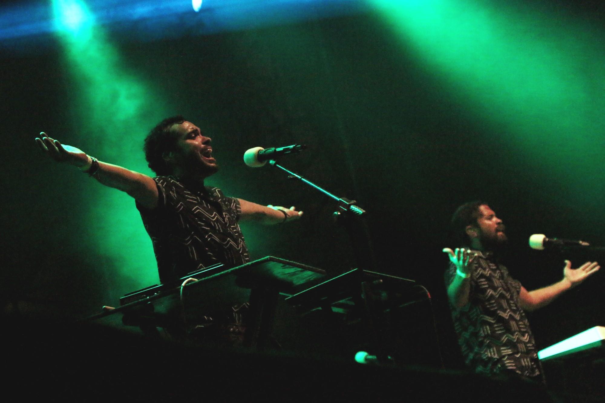Los Walters // Photo by Nina Corcoran