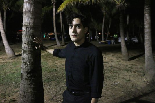 Neon Indian // Photo by Nina Corcoran