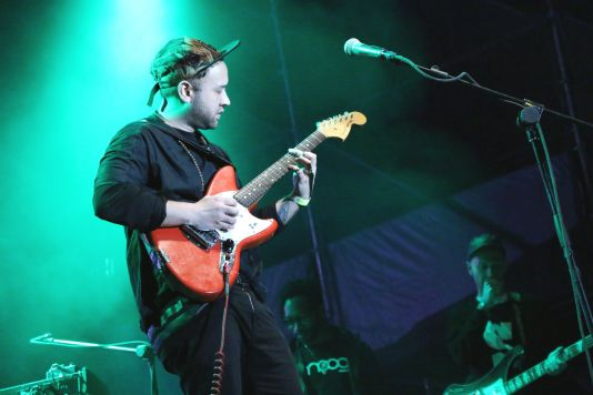 Unknown Mortal Orchestra // Photo by Nina Corcoran
