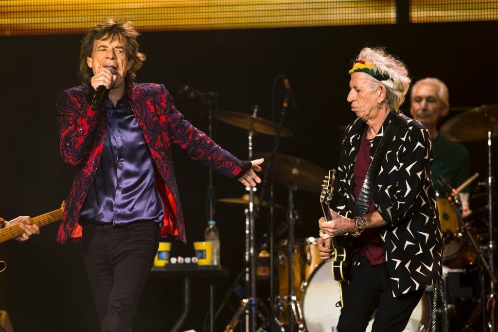 The Rolling Stones Announce Huge Mono Box Set Featuring