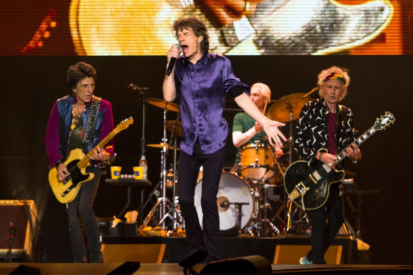 Live Review: The Rolling Stones at Mexico City's Foro Sol (3