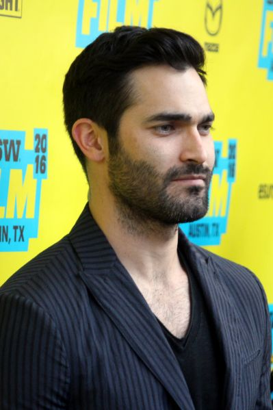 Tyler Hoechlin // Photo by Heather Kaplan