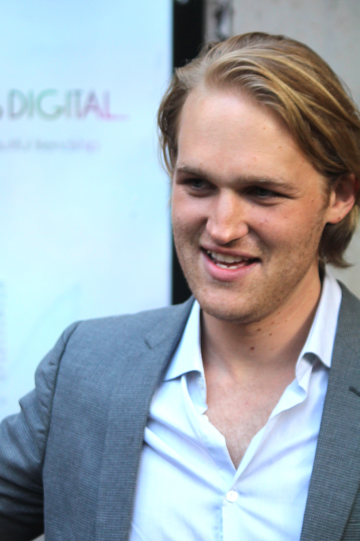 Wyatt Russell // Photo by Heather Kaplan