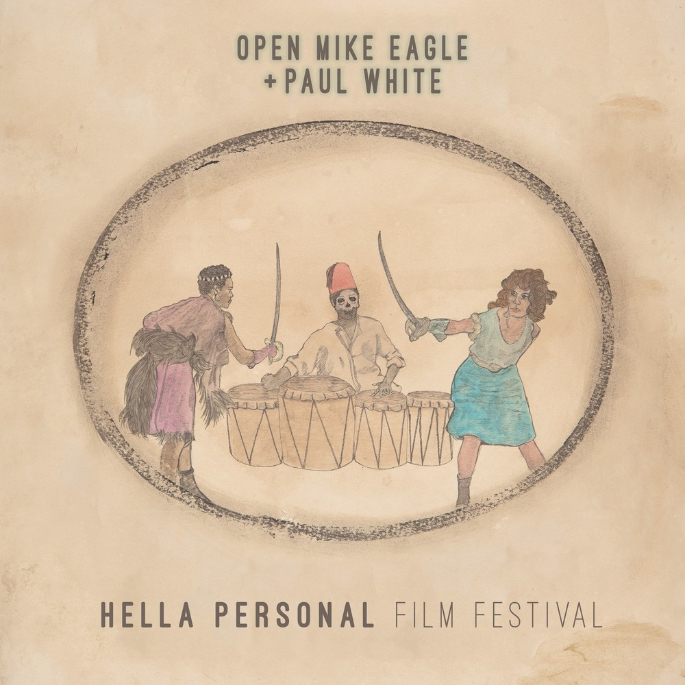 m1000x1000 Open Mike Eagle & Paul White share I Went Outside Today, featuring Aesop Rock    listen