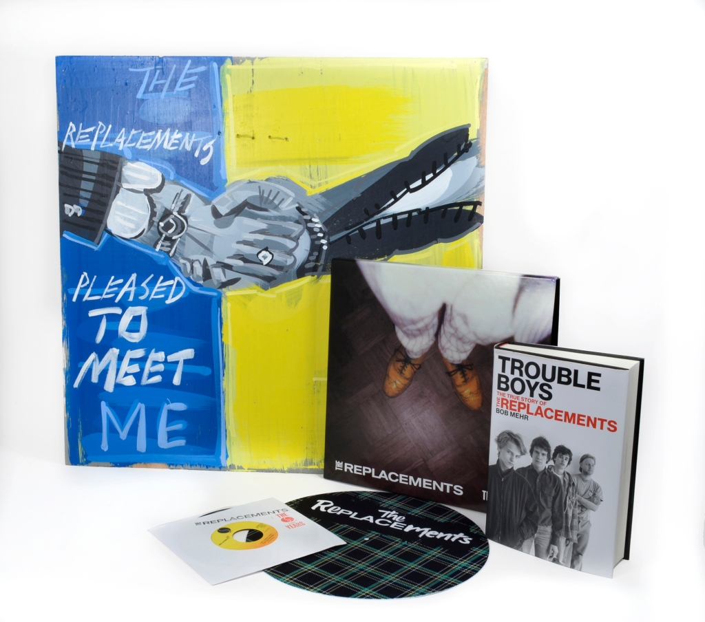 Win The Ultimate Replacements Fan Package Consequence Of