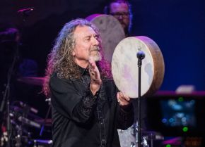 Robert Plant and the Sensational Space Shifters // Photo by David Brendan Hall