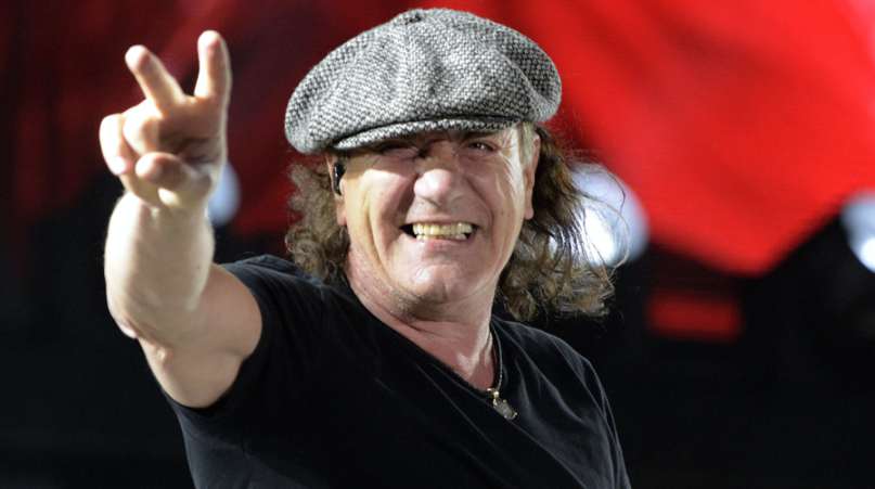 Brian Johnston AC/DC