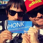 Chili Peppers Bernie