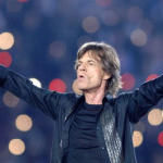 The Rolling Stones' Mick Jagger