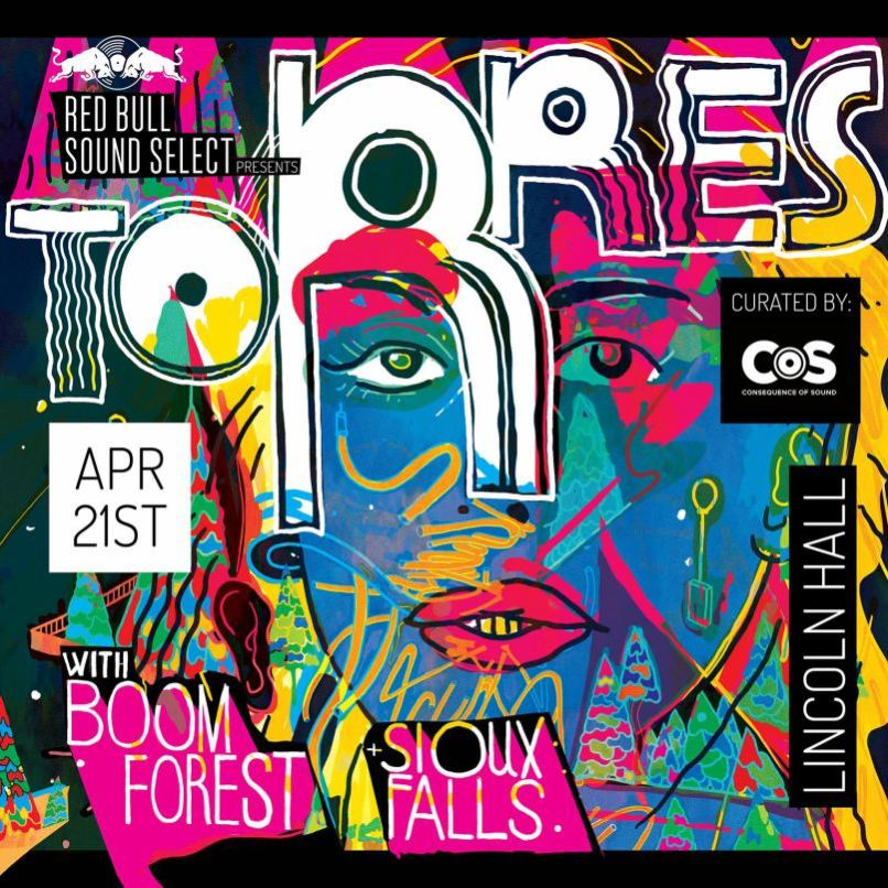 torres red bull1 Sprinting to the Future: Torres Talks Sci Fi and Escapism
