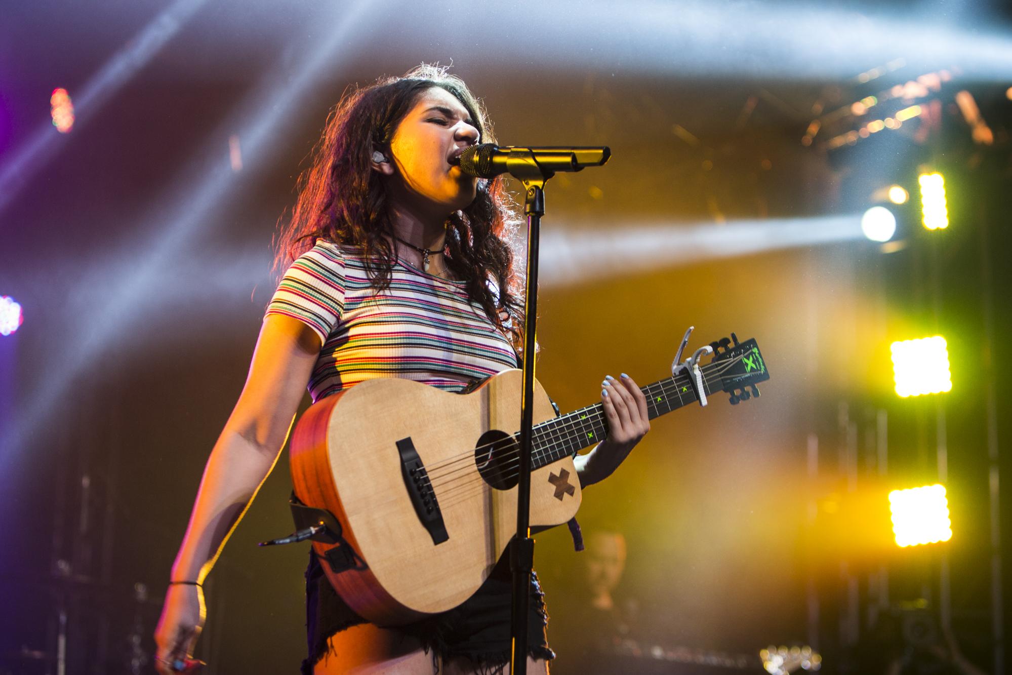 Alessia Cara, photo by Philip Cosores