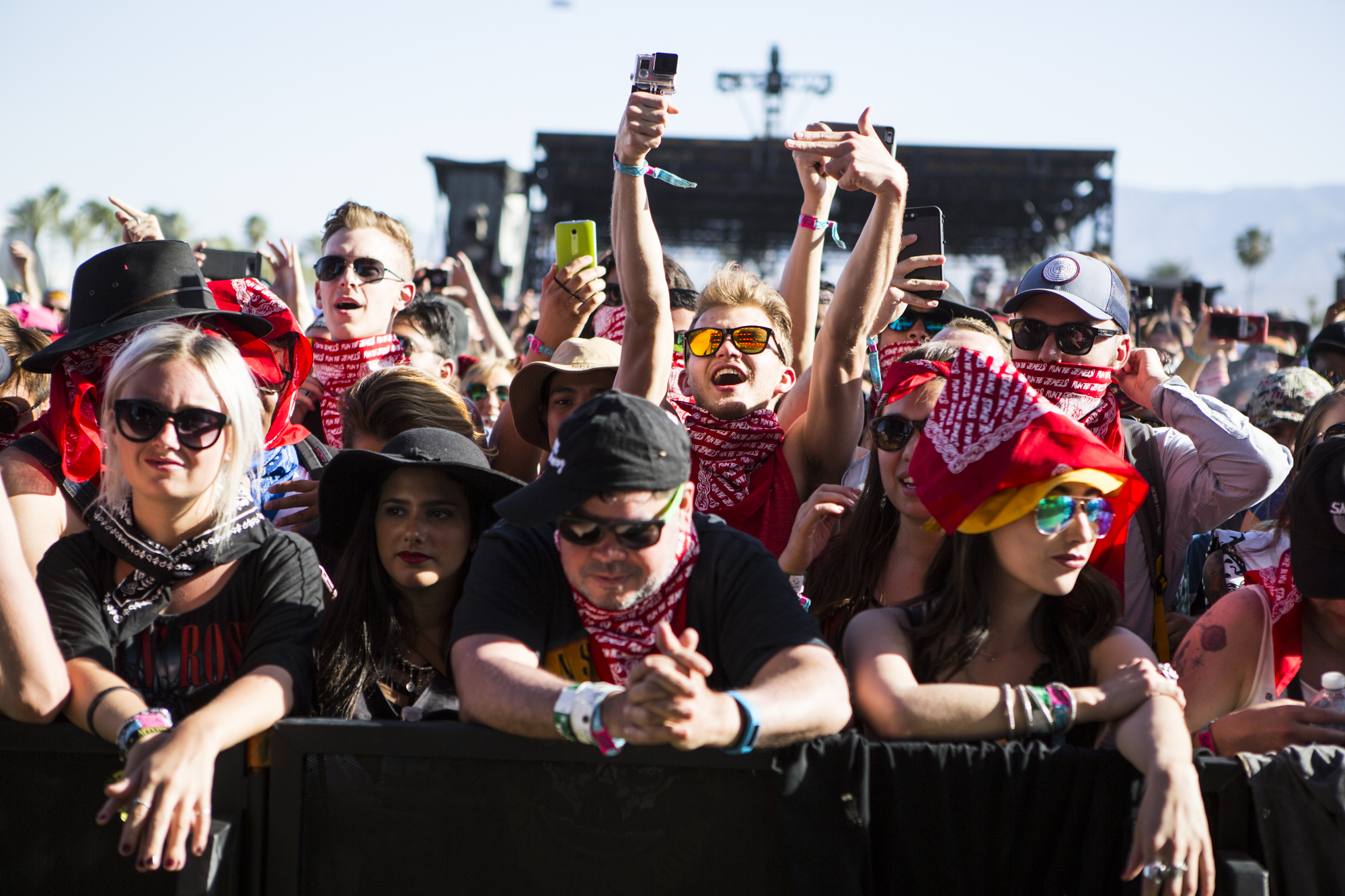 Coachella 2016, photo by Philip Cosores