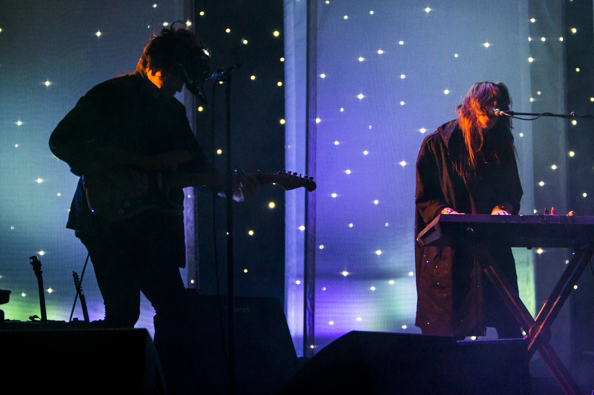 Beach House // Photo by Philip Cosores