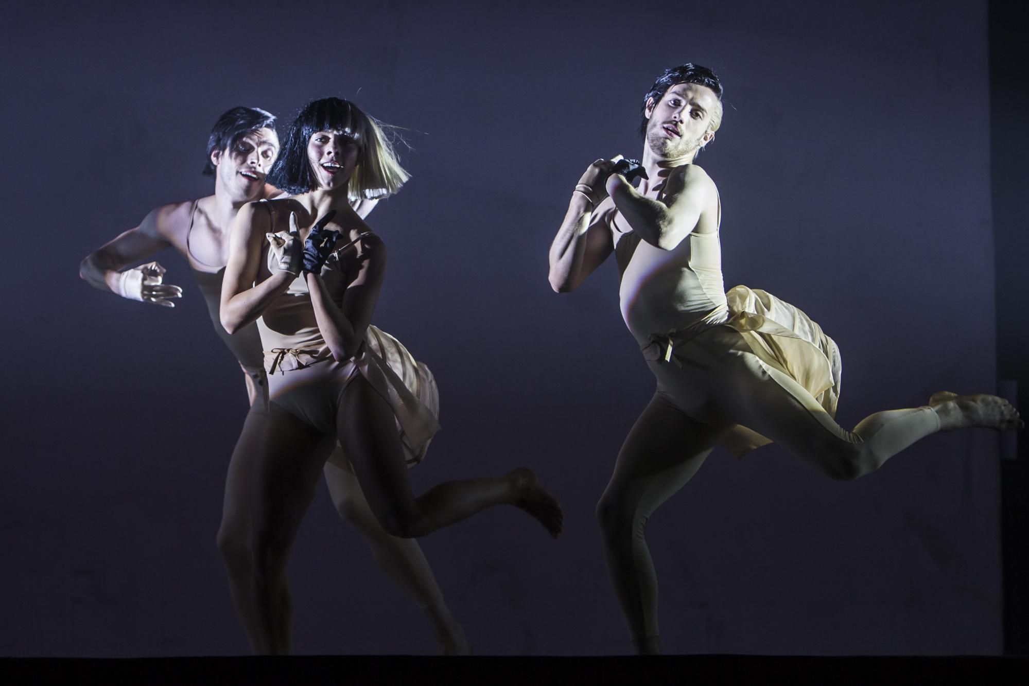 Sia // Photo by Philip Cosores