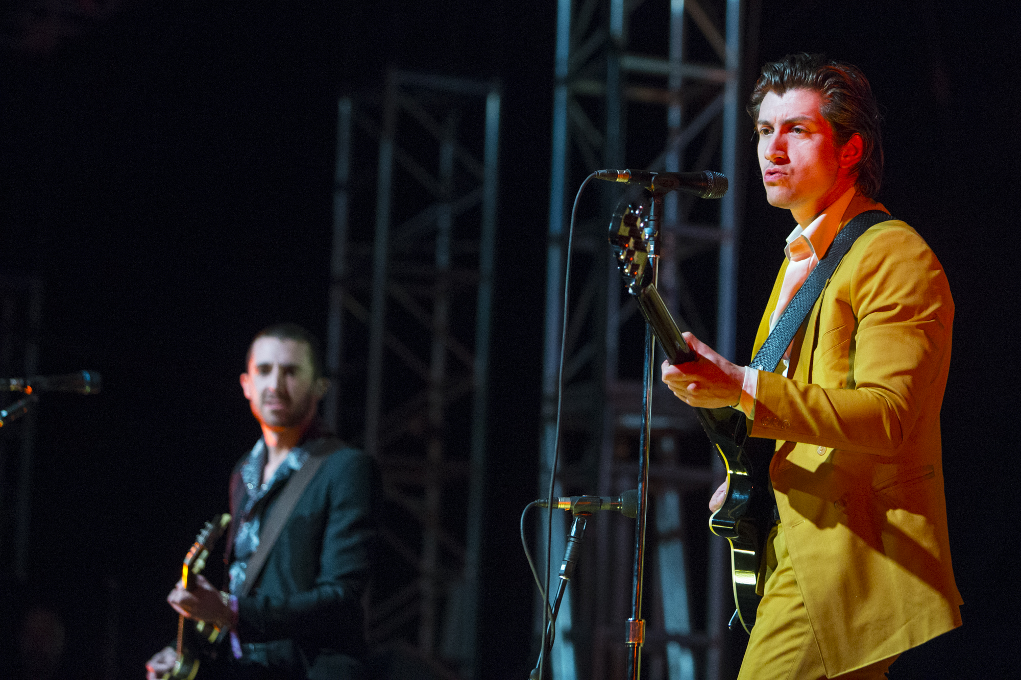 The Last Shadow Puppets // Photo by Philip Cosores
