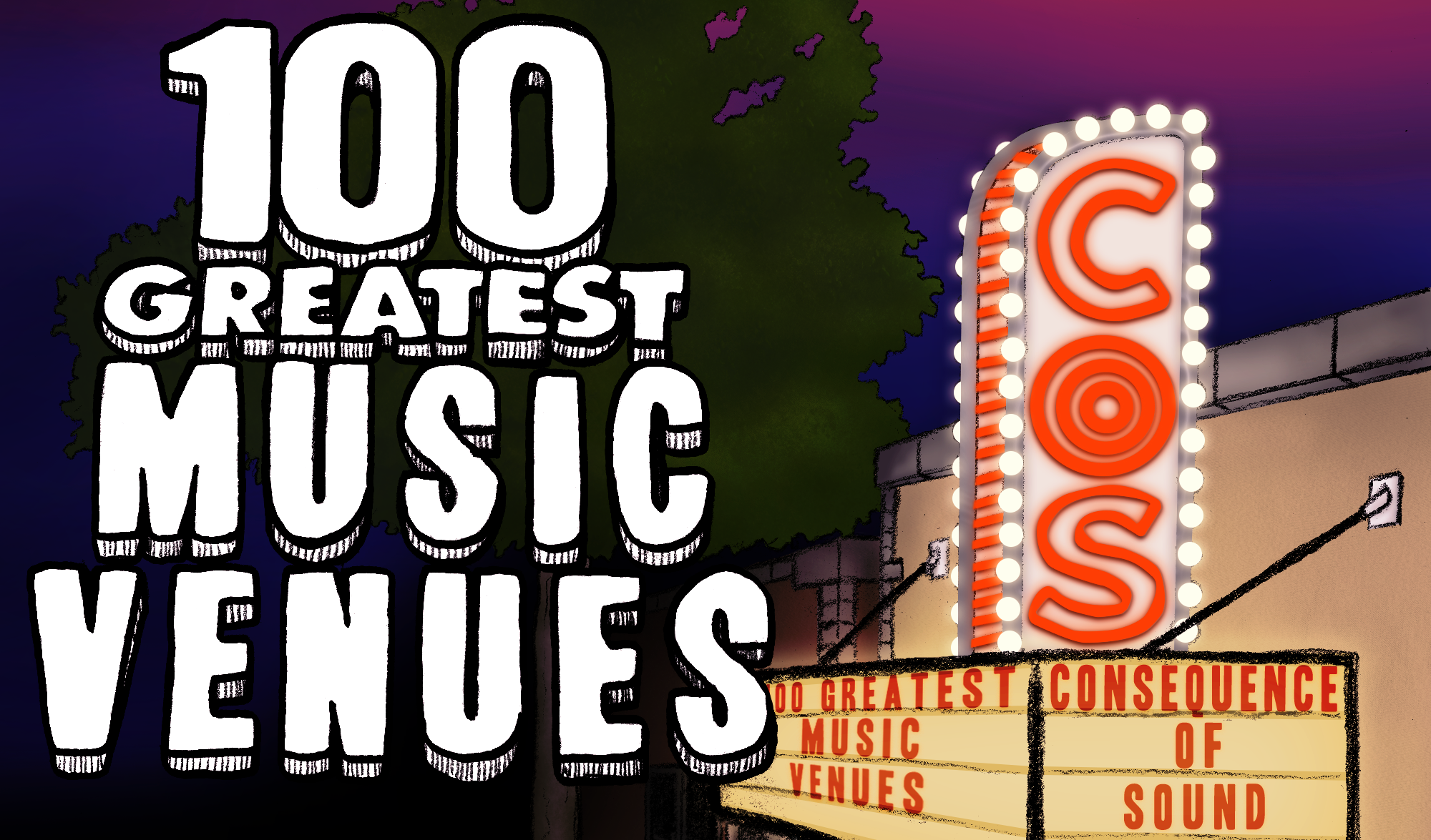 The 100 Greatest American Music Venues | Consequence of Sound | Page 8