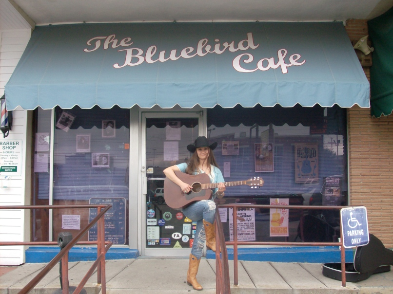 Bluebird Cafe Nashville, Tennessee
