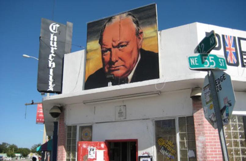 Churchill's Pub Miami, Florida