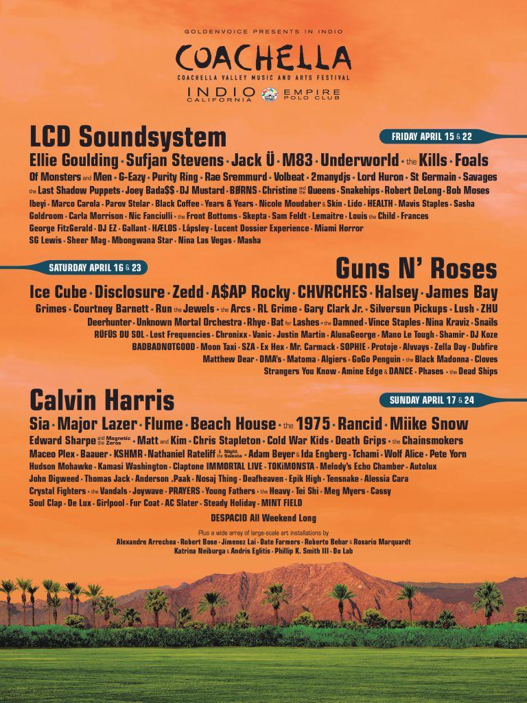 Coachella dating