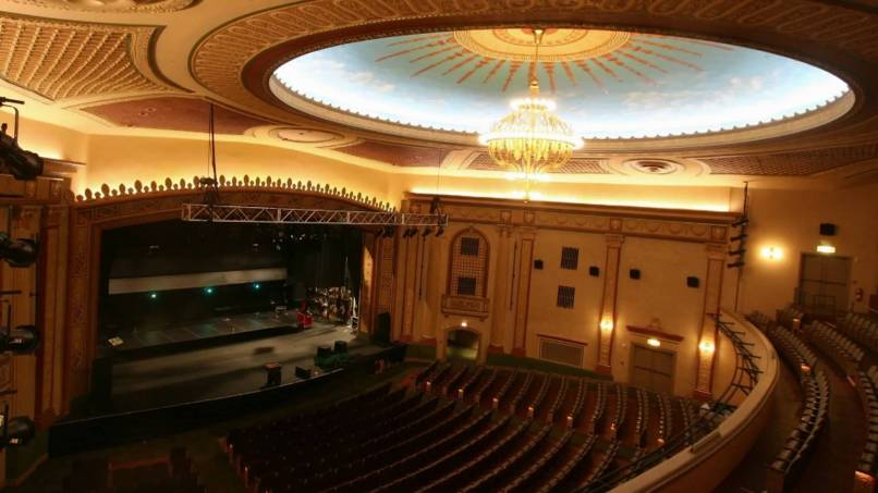 Count Basie Theatre Red Bank, New Jersey