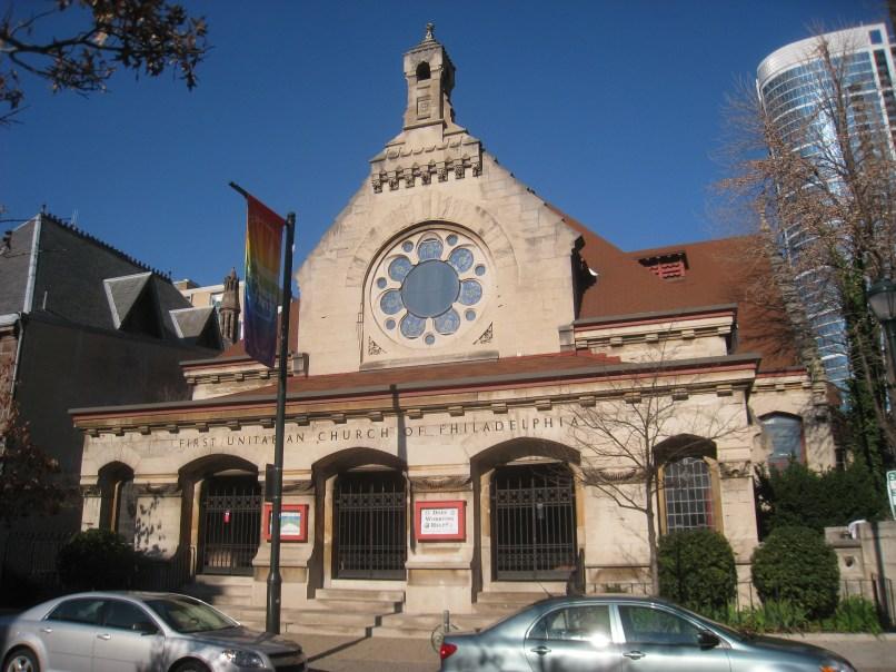 First Unitarian Church Philadelphia, Pennsylvania