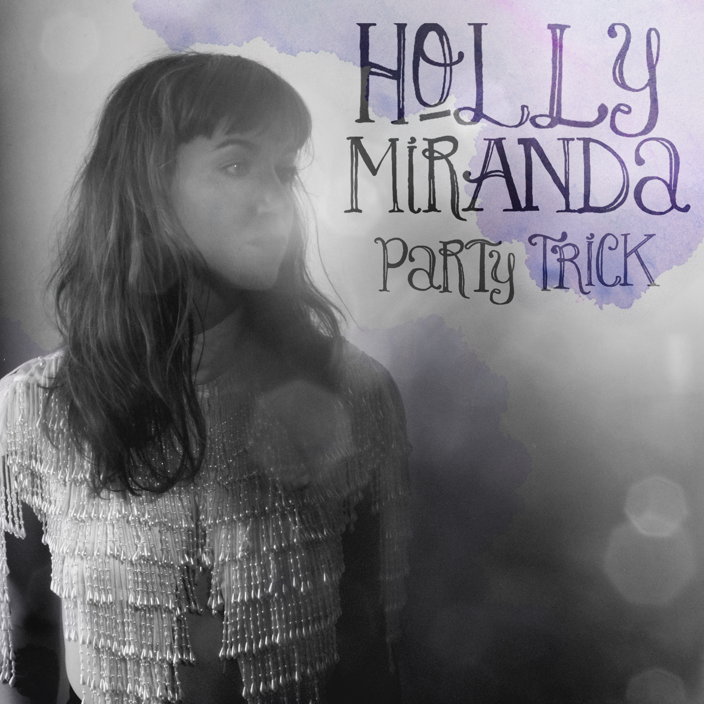 holly miranda party trip covers ep Holly Miranda covers Bon Ivers Blood Bank    listen