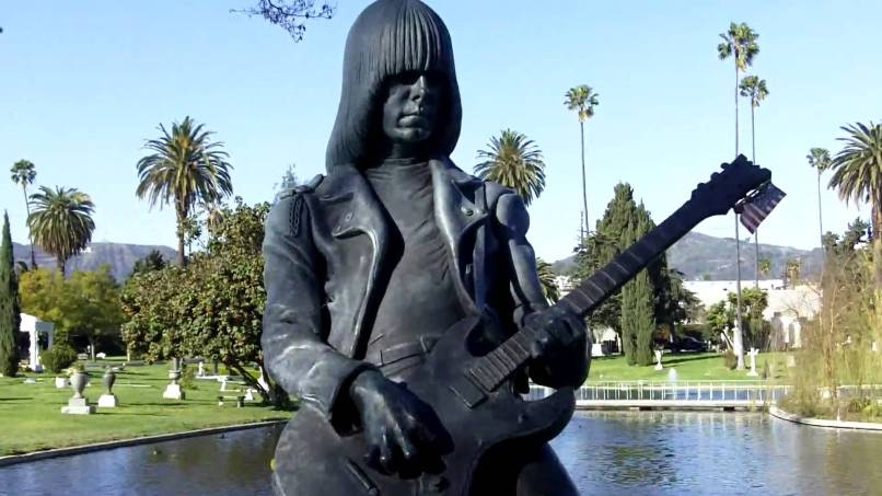 Hollywood Forever Cemetery Los Angeles, CA